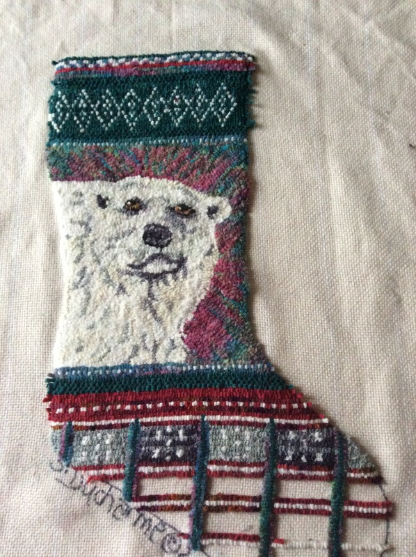 Custom Order Christmas Stockings And Patterns Sandy